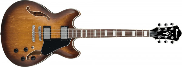 Ibanez AS 73 TBC Tobacco Brown