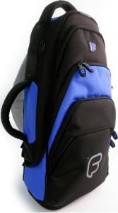 Gourmet Gig Bag Trompete Premium schwarz/Blau PB-04 B