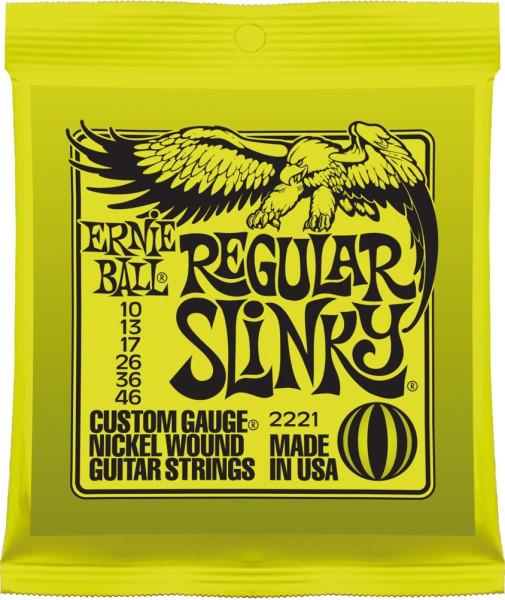 Ernie Ball Regular Slinky 010-046 EB 2221