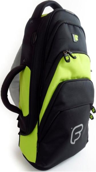 Fusion Gig Bag Trompete Premium schwarz/limette PB-04 L