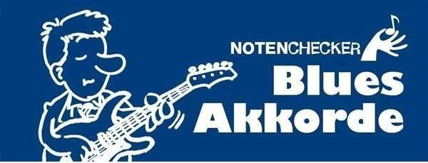 Notenchecker Blues Akkorde | Gitarre & Bass | Lehrbücher | Literatur ...