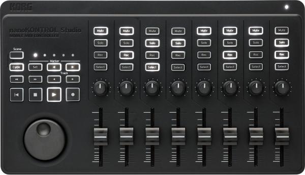 Korg nanoKontrol Studio