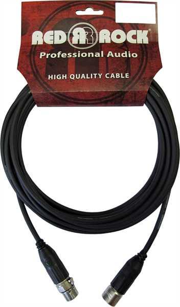 Red Rock Pro Mikrofonkabel 3m XLR-XLR
