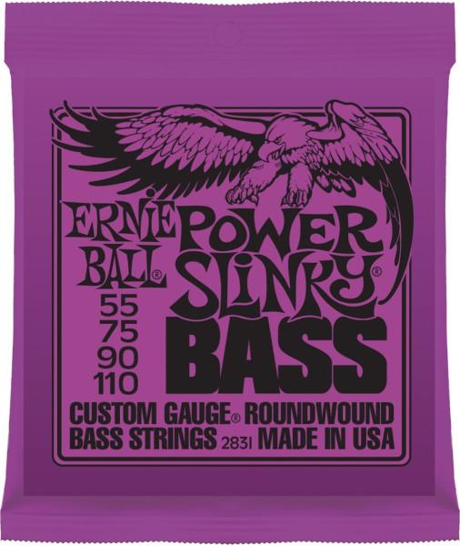 Ernie Ball Bass Power Slinky 055-110 EB 2831