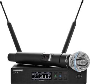 Shure QLXD Beta58A S50