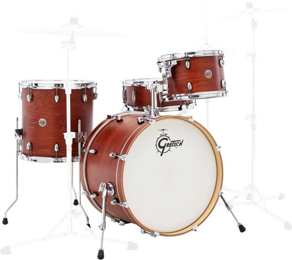 Gretsch Catalina Club Drumset Satin Walnut