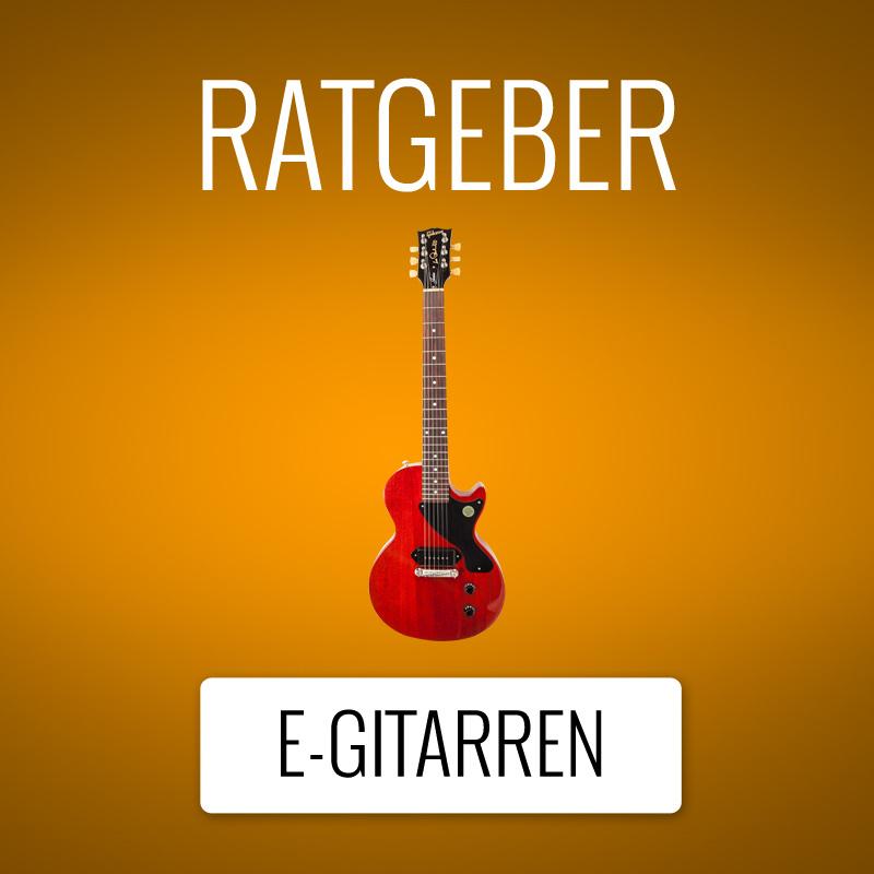 Ratgeber E-Gitarren