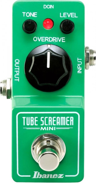 Ibanez TS MINI Tube Screamer