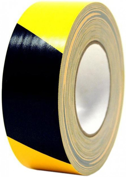 Gerlinger Gerband 254 gelb/schwarz