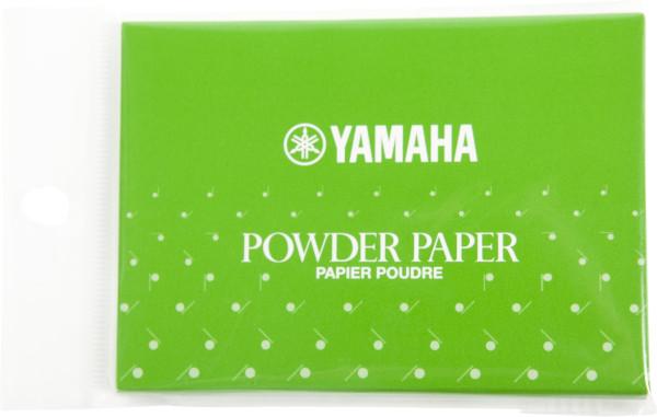 Yamaha Puder Papier