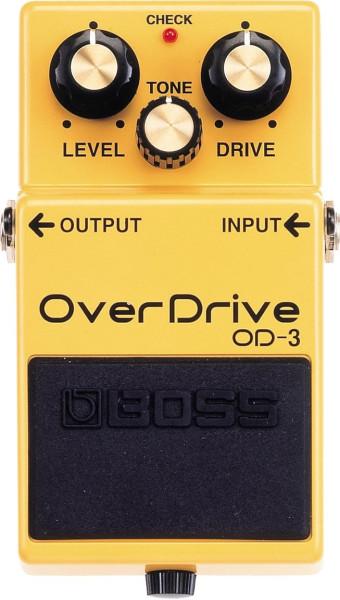 Boss OD 3 Overdrive Effektpedal