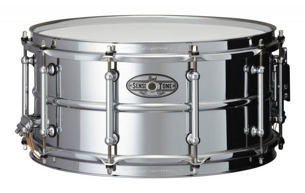 "Pearl STA1465S Snare Drum 14x6,5"" Beaded Steel"