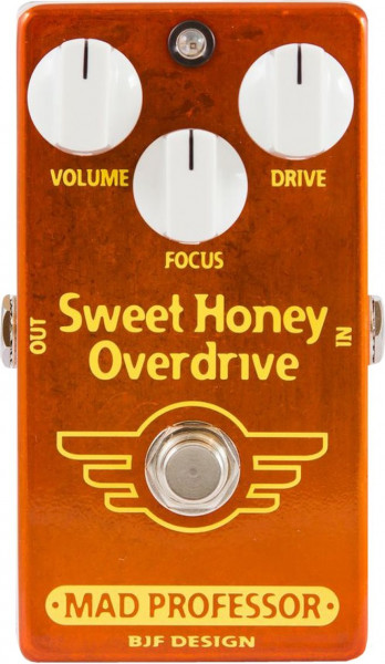 Mad Professor Sweet Honey Overdrive Factory Pedal