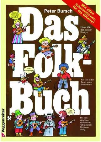 Bursch Peter Das Folk Buch