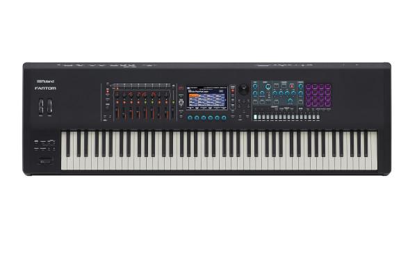 Roland Fantom 8 - 88 Tasten Synthesizer Workstation