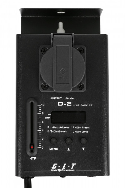 GLT UP-2 RF 1 Kanal Dimmer/Switchpack 10A