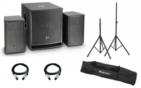 LD Systems DAVE15 G3 Bundle