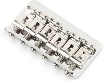 Fender Parts Bridge Assambly Hardtail Vintage-Style Chrome