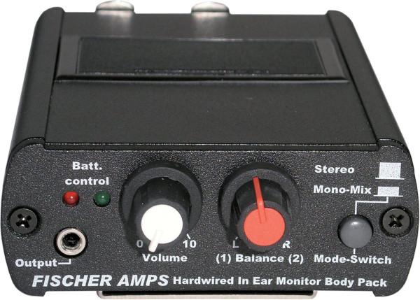 Fischer Amps Hard Wired Inear Belt Pack