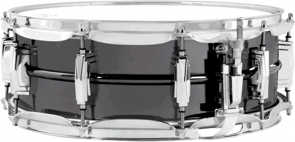 Ludwig LB416 Black Beauty Snare Drum 14x5
