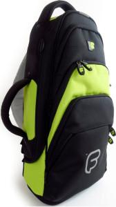 Gourmet Gig Bag Trompete Premium schwarz/limette PB-04 L
