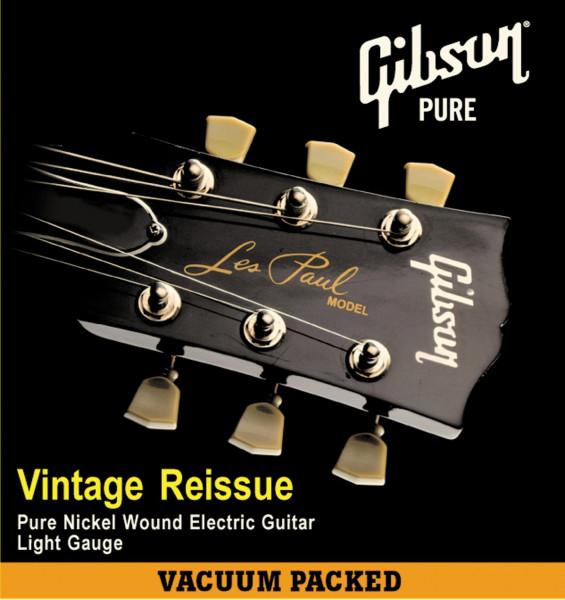 Gibson Vintage Reissue 009-042 Pure Nickel