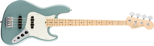 Fender American Pro Jazz Bass Sonic Gray/MN