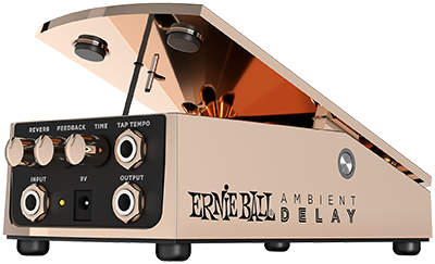 Ernie Ball Ambient Delay Expression Pedal