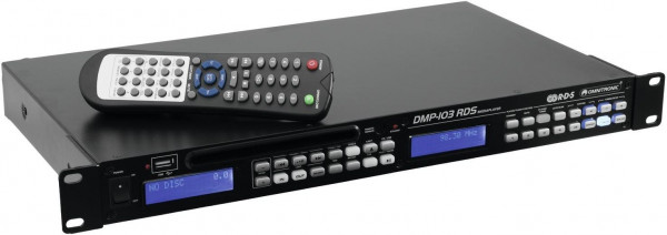 Omnitronic DMP-103RDS Mediaplayer