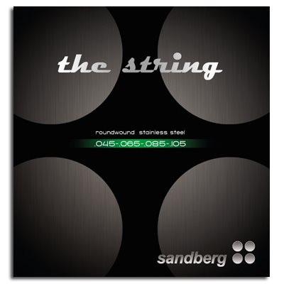 Sandberg 045-105 Bass Saiten Satz