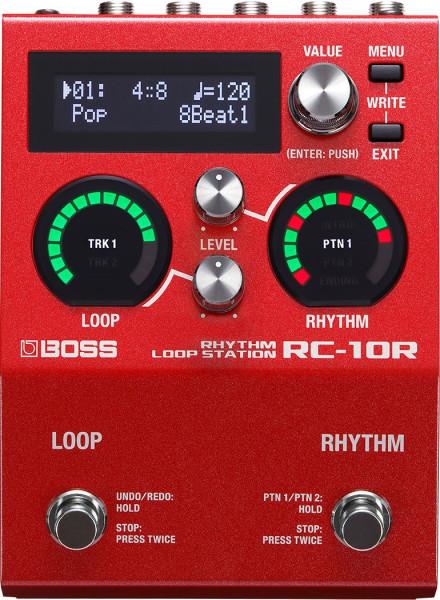 Boss RC-10 R Rhythm Loop Station