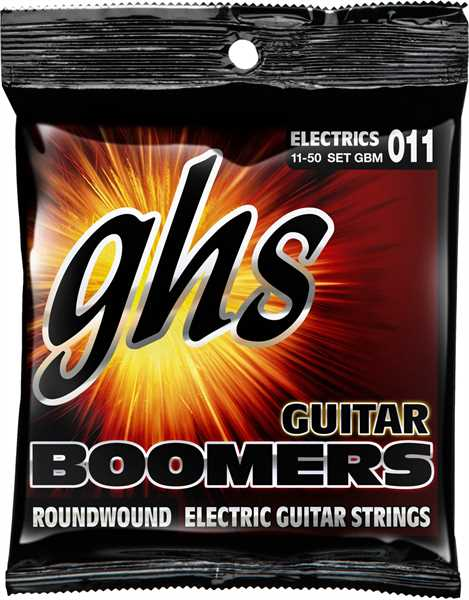 GHS GBM 011 Guitar Boomers