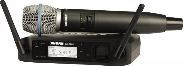 Shure GLXD 24E/BETA87