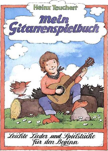 Teuchert H. - Gitarrenspielbuch