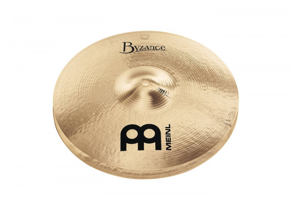 Meinl B14MH-B Byzance Brilliant Medium HiHat 14