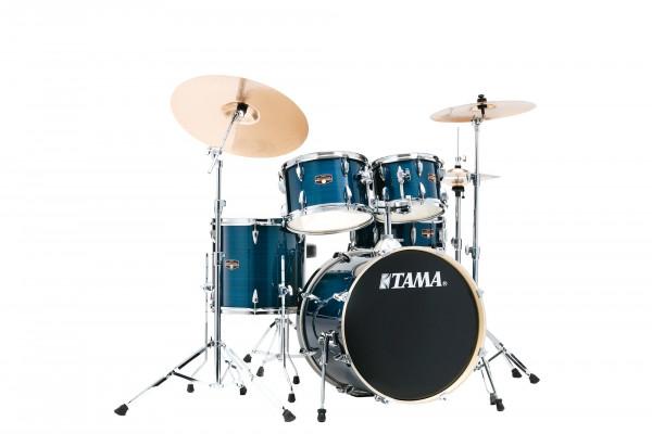 Tama Imperialstar Drumset Studio Hairline Blue