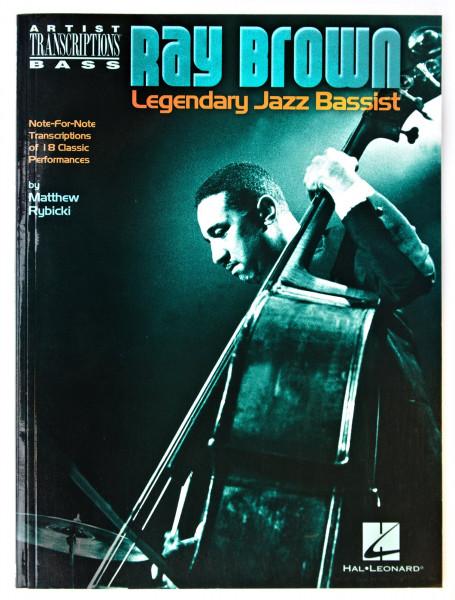 Brown R, Ray Brown Jazz Bassist