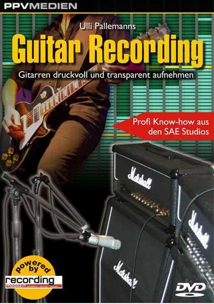 Pallemanns Ulli Guitar Recording - gebraucht -