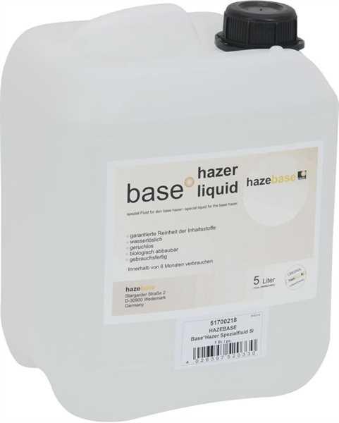 Hazebase base*hazer*liquid 5l