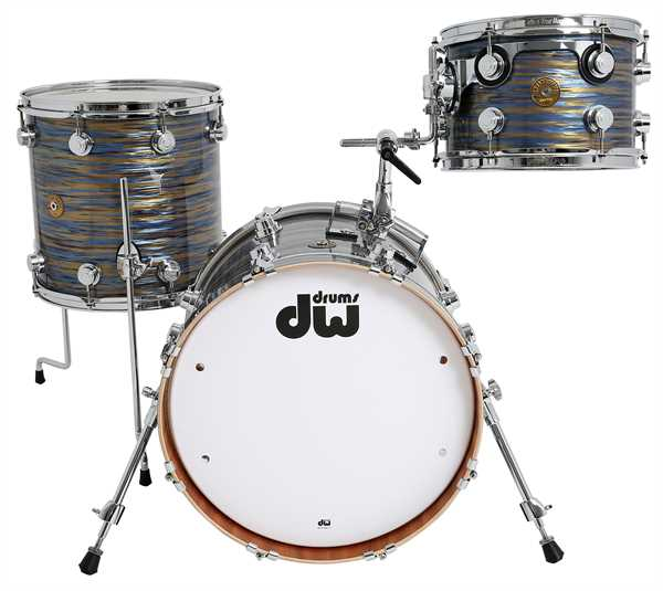 dw Collector´s Cherry Jazz FP Shell Set 4-tlg. Peacock Oyster B-Ware
