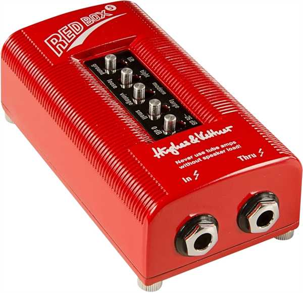 Hughes & Kettner Red Box 5 B-Ware