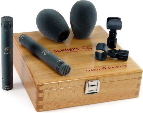 Schoeps CMC-621 Stereo-Set