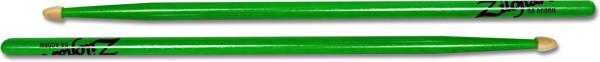 Zildjian Drumstick 5A Neongrün
