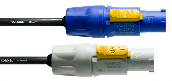 Cordial CFCA 5 FCB Powercon