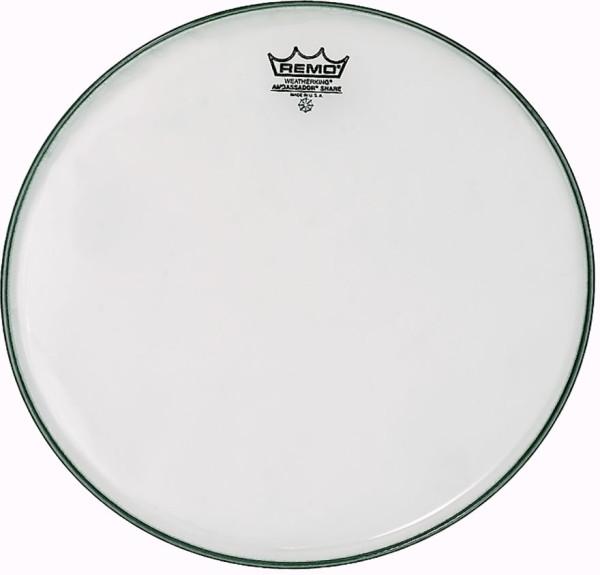 Remo Ambassador Snare Side 14