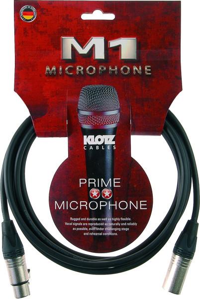 Klotz M1FM1N1000 10m Mikrokabel Neutrik XLR