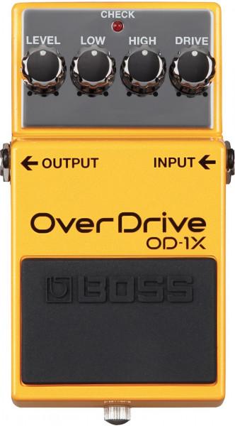 Boss OD-1X Distortion