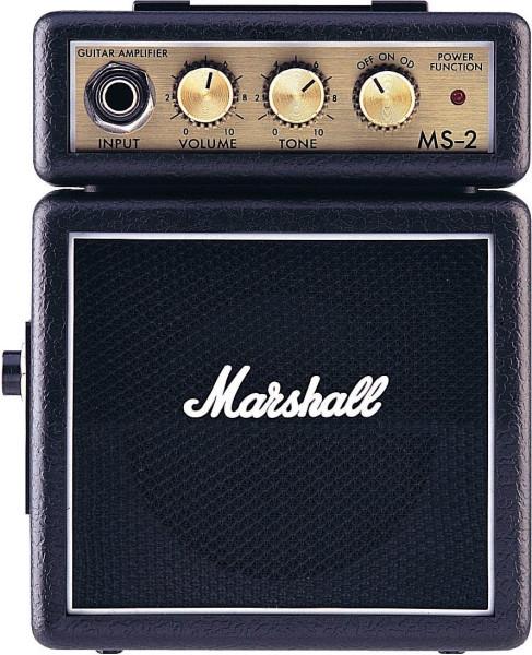Marshall MS 2 Standard Microbe