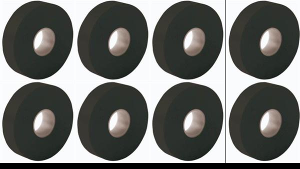 Advanced Elektro-Isolierband schwarz 8er Pack