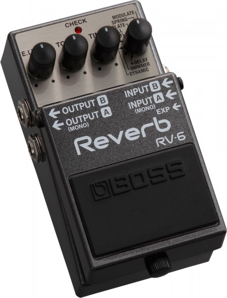 Boss RV 6 Digital Reverb